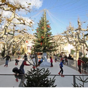 Patinoire Cassis