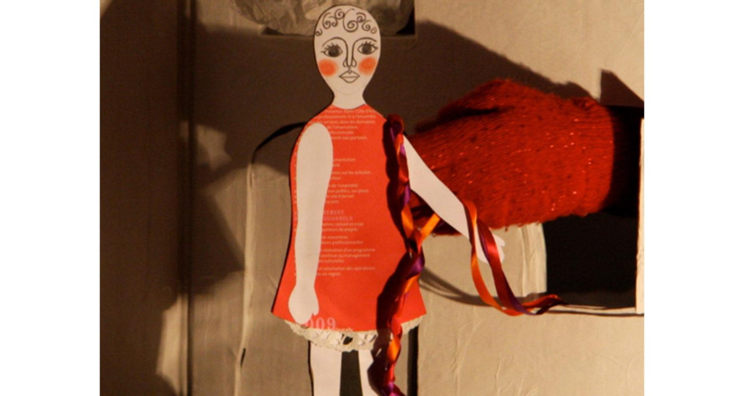 Blanche Neige, spectacle de marionnettes