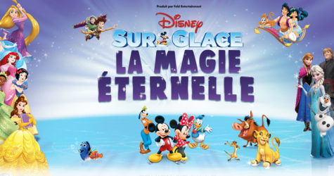 Disney sur Glace à Aix en Provence