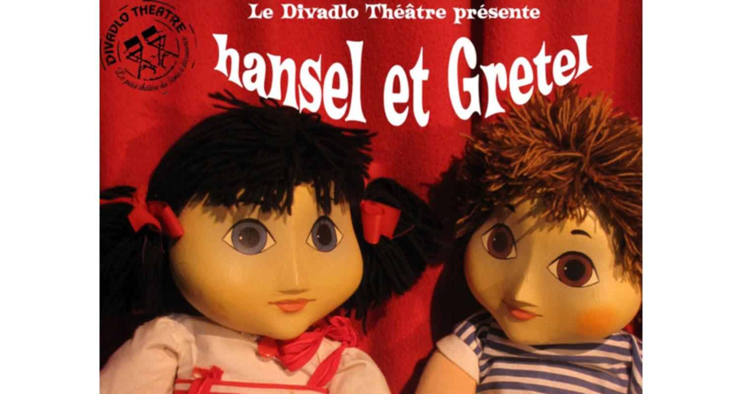 Hansel et Gretel Marionnettes, dès 3 ans