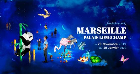 Lumières Légendaires de Chine à Marseille