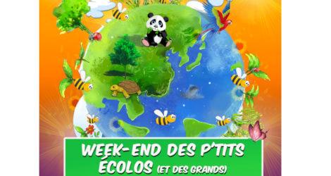 Week-end des petits écolos 2020
